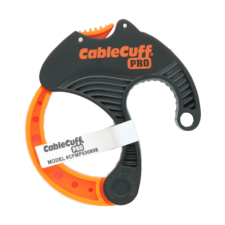 Cable Cuff PRO Sostituzioni per fascette regolabili 4 Pack: 4x Medium 2 Inch Diameter