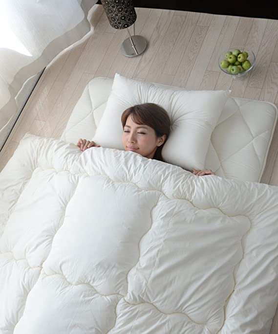 EMOOR, juego de futón japonés tipo Classe, tamaño doble. Fabricado en Japón.: Amazon.es: Juguetes y juegos
