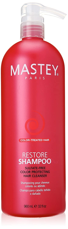 B000ULP8D8 Mastey Restore Sulfate Free Repair Shampoo, 32 Fluid Ounce 71qAxjiMSdL._SL1500_