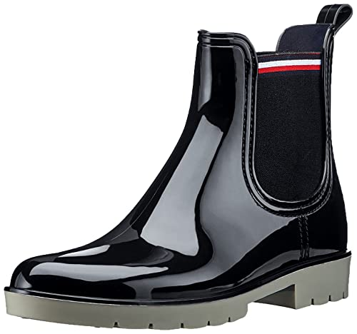 Womens O1285laya 1r Chelsea Boots Tommy Hilfiger