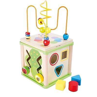 Legler Dado de motricidad Insectos.: Juguetes y juegos