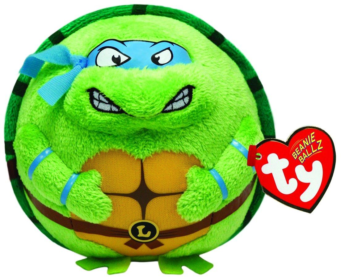 Ty - Peluche Tortugas Ninja: Amazon.es: Juguetes y juegos