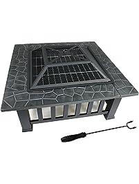 Outdoor Fireplaces Amazon Com