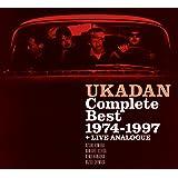 Complete Best 1974-1997+LIVE アナログ(紙ジャケット仕様)(DVD付)
