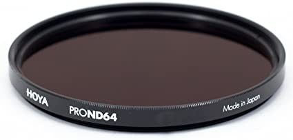 Hoya Pro Nd Filter Neutral Density 64 55mm