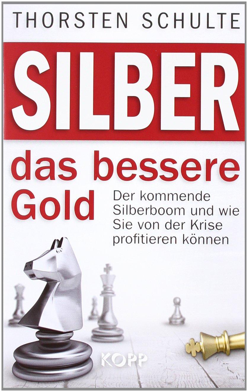 Silber – das bessere Gold / Bild: Amazon.de