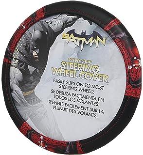 Plasticolor 006758R01 Harley Quinn Ha Speed Grip Steering Wheel Cover