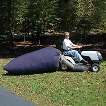 Amazon Com Lawn Tractor Leaf Bag Lawn And Garden Towable Tools