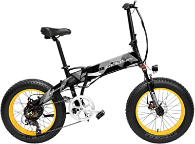 LANKELEISI X2000 Folding Electric Mountain Bike