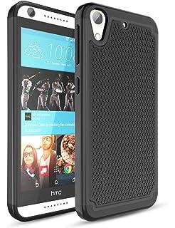 san francisco db489 20d37 Amazon.com: LK Case for HTC Desire 626 / 626s, [Shockproof] Hybrid ...