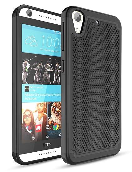 online store 4cf44 820b9 Amazon.com: HTC Desire 626 Case,Desire 626S Case,TILL(TM) Hybrid ...