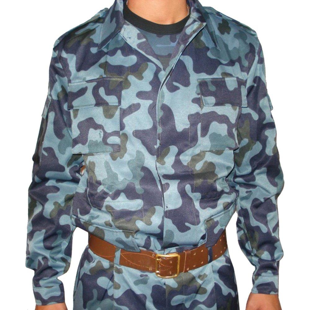 Amazon.com : Russian Special Forces Camo Uniform Set BDU Suit ...