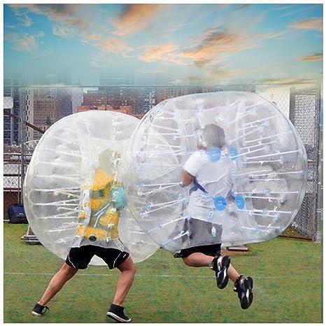 Cooshional Hinchable Bumper Burbuja balón de fútbol, Humanos ...
