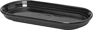 product image for Fiesta 12-Inch by 5-3/4-Inch Bread Tray, Black
