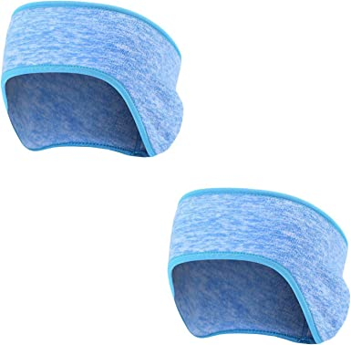 Tagvo Hebilla de algodón Acolchada Caliente con Tapa Completa Muffs de oído, Estiramiento a tamaño no voluminoso Ajuste cómodo para Adultos Hombres ...