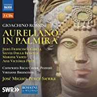Rossini: Aureliano  [Various] [Naxos: 8660448-50]