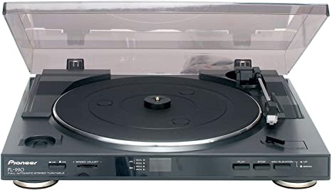 Pioneer PL-990 Automatic Stereo Turntable