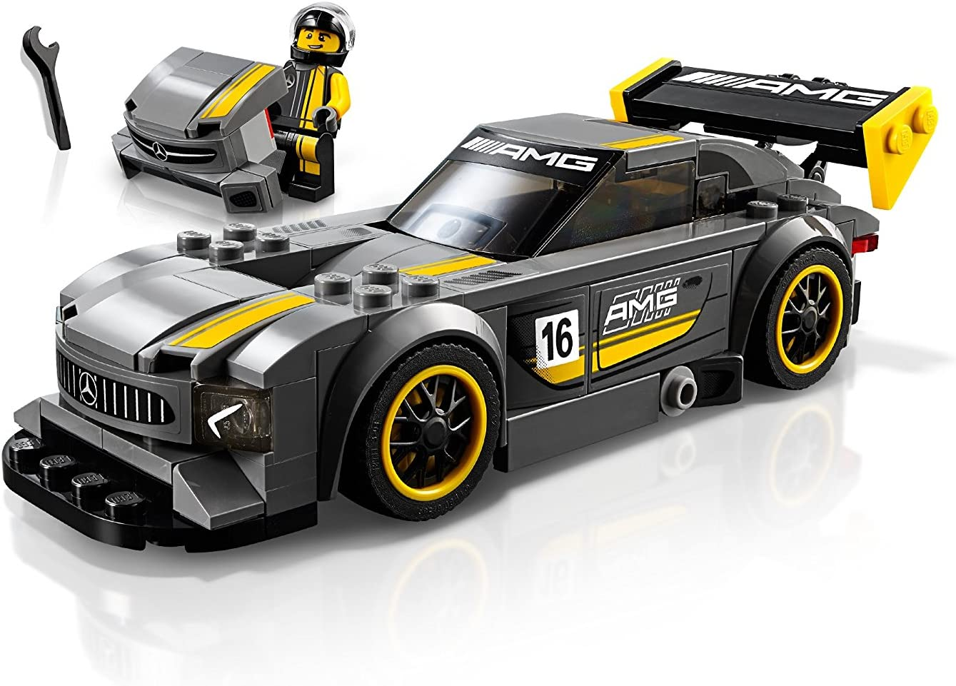 75877 Mercedes AMG GT3 LEGO Speed Champions