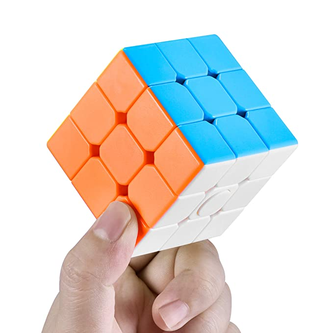 Amazon.com: Ganowo - PuzzleSmooth Magic Cube Set de juguete ...
