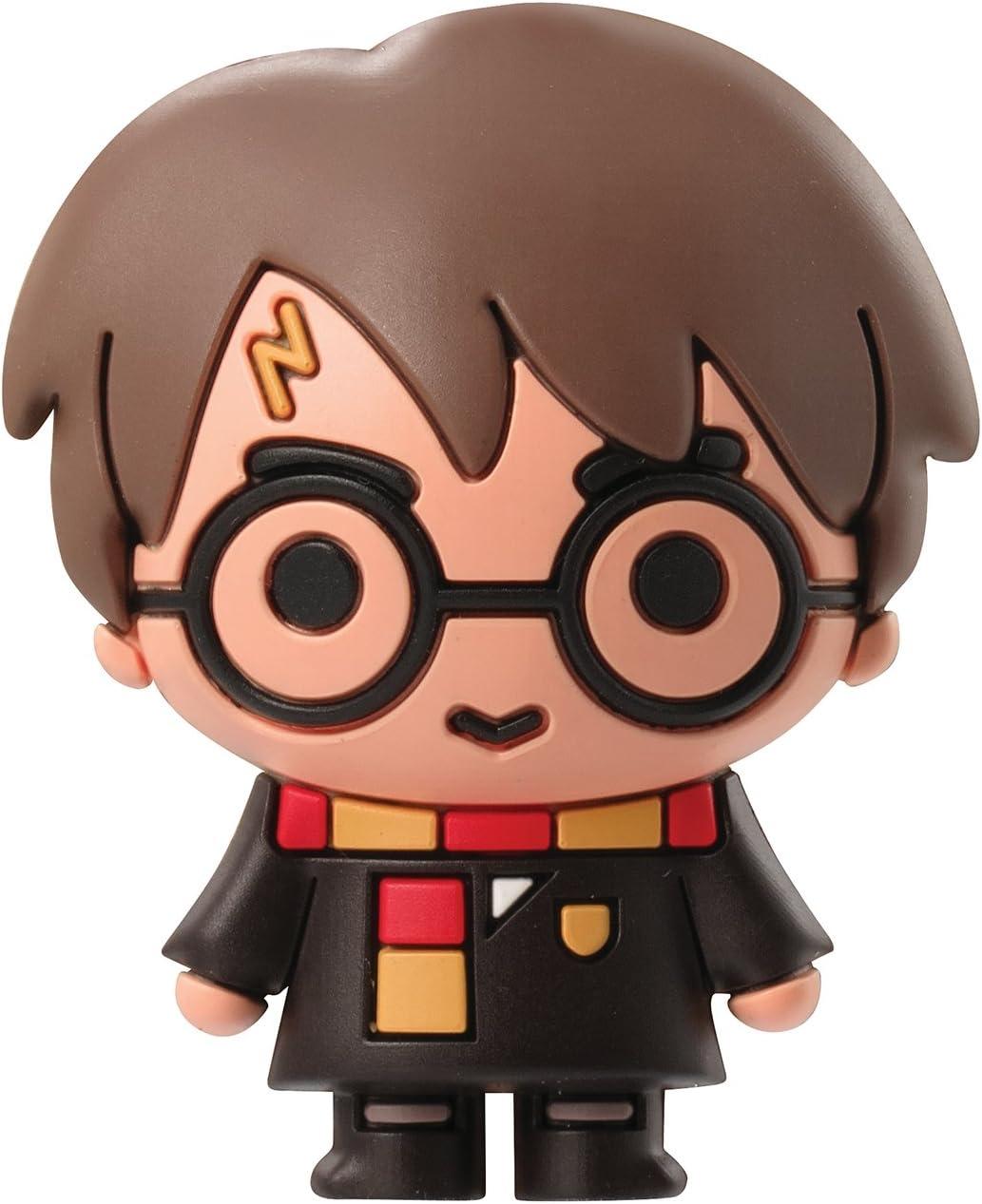 Harry Potter Novelty Magnet, Multi Color