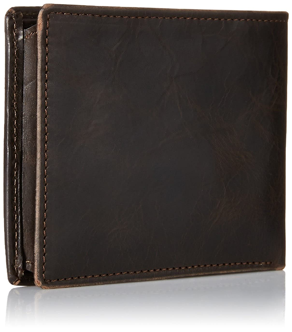 Fossil Mens Anderson Bifold with Flip ID