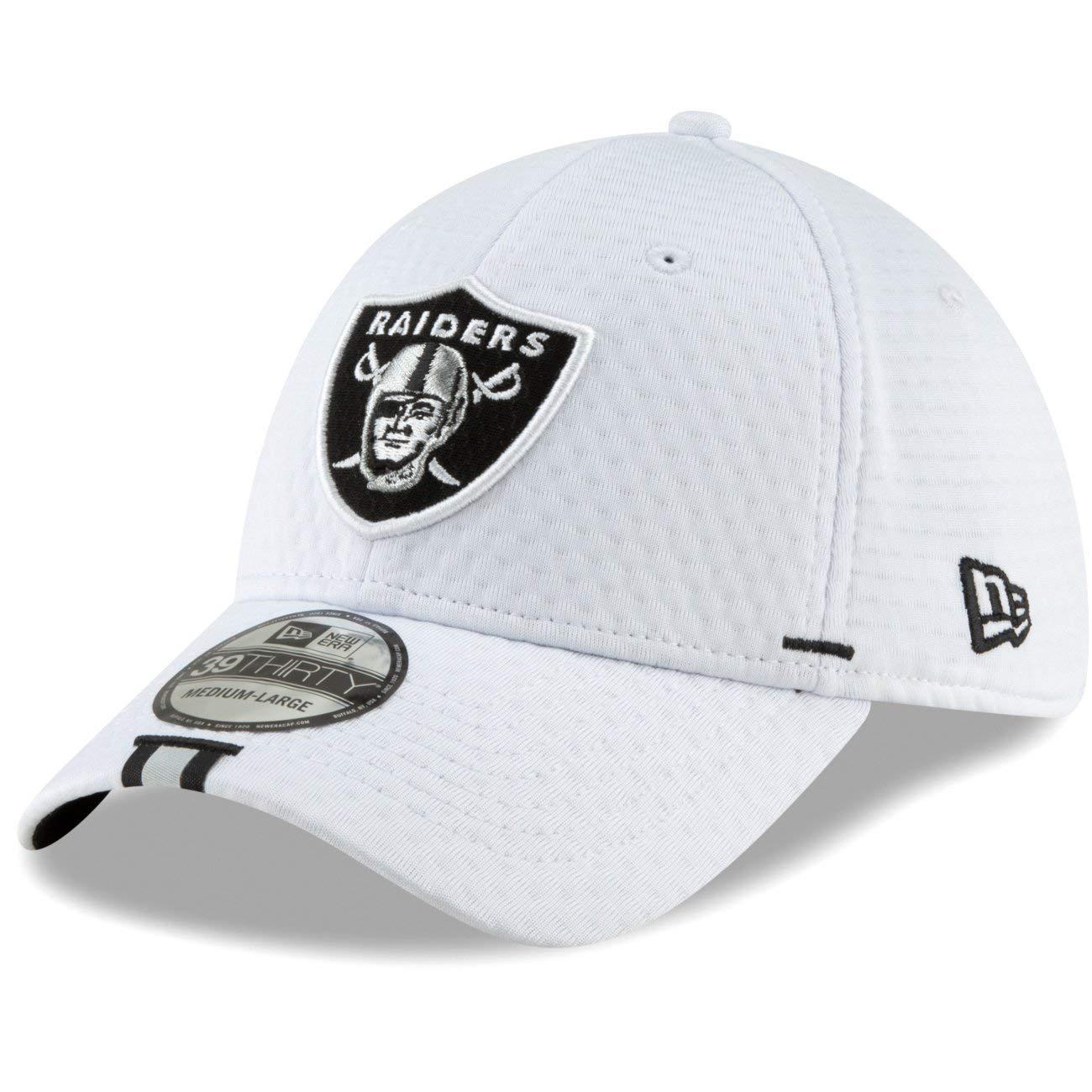 766046b8f76e77 M-L Era Cap - NFL Training Camp Oakland Raiders New 39Thirty ...