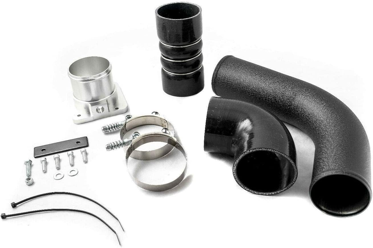Cold Side Intercooler Pipe Kit fit 11-16 Ford F250 F350 6.7L Powerstroke Diesel