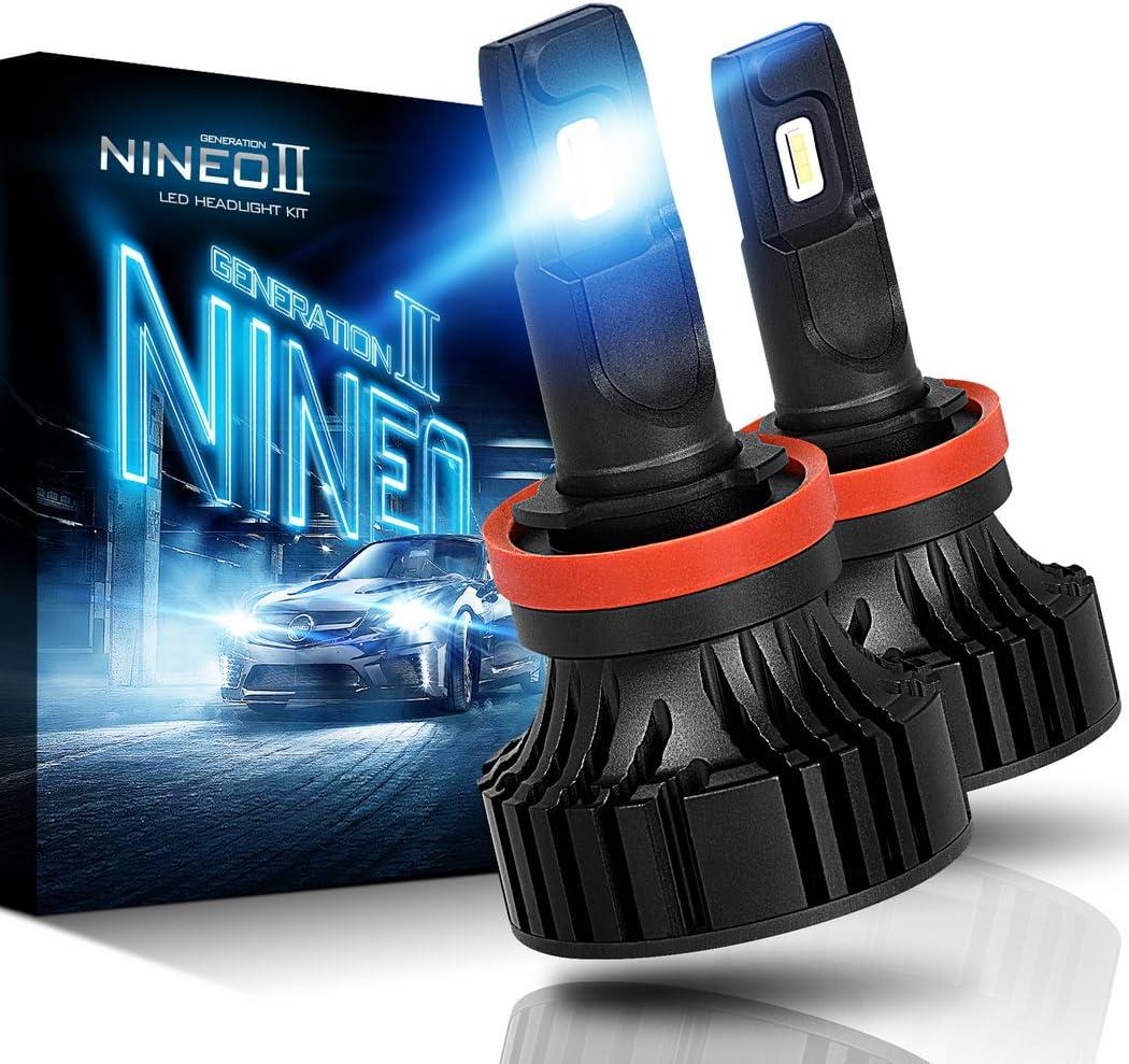NINEO LED Headlight Bulbs Reviews