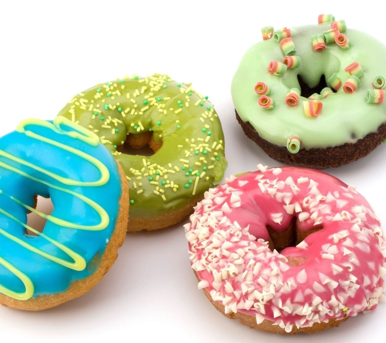 Webake Extra Thick Donut Pan 12-cavity 2.8'' Non-stick Medium Size (Donut pan) by Webake (Image #5)