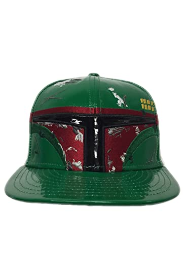 b00a29d58dc Star Wars Boba Fett Rare Limited Edition New Era 59FIFTY Fitted Cap ...