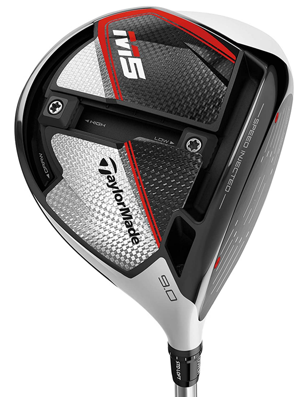 TaylorMade Golf M5 ドライバー 9 プロジェクト X HZRDUS イエロー 65 X 6.5 メンズ LH