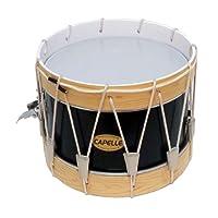 """Capelle FL1410 Snare Drum Rope - 14""""- Black"""