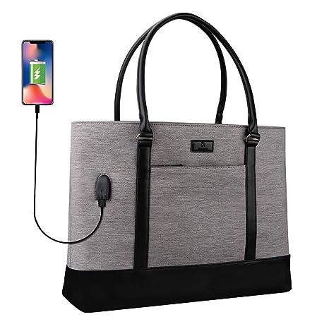 Amazon.com: Bolsa para portátil para mujeres y hombres ...