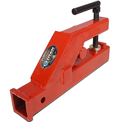 Titan Clamp On Trailer Receiver Hitch 2