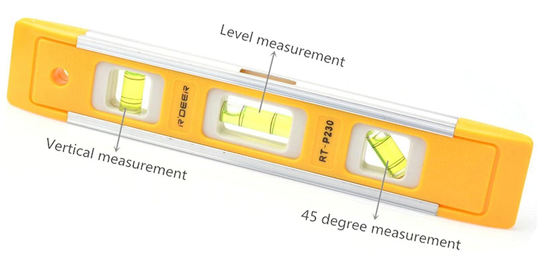 Level spirit level ruler magnetic holder protractor level amazon level spirit level ruler magnetic holder protractor level amazon home improvement pooptronica