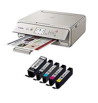Canon PIXMA TS5053 Tintenstrahl-Impresora multifunción Incl ...