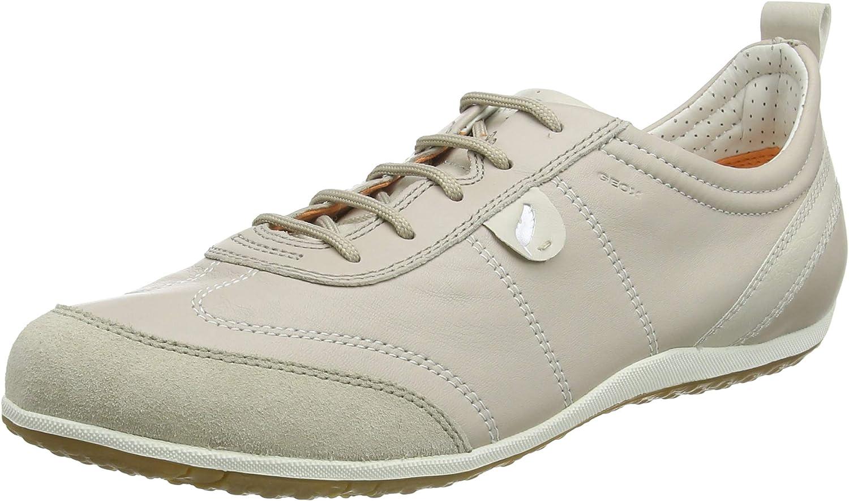 Geox D Vega A, Zapatillas para Mujer: Amazon.es: Zapatos y complementos