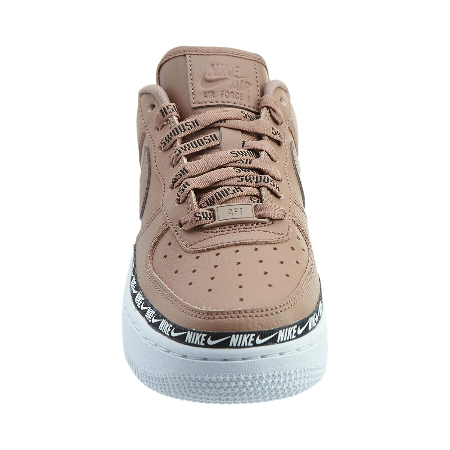 d90926ee4 Nike Women's Air Force 1 '07 Se PRM Style Ah6827 201 7 M US Desert Dust/Desert  Dust-Black: Buy Online at Low Prices in India - Amazon.in