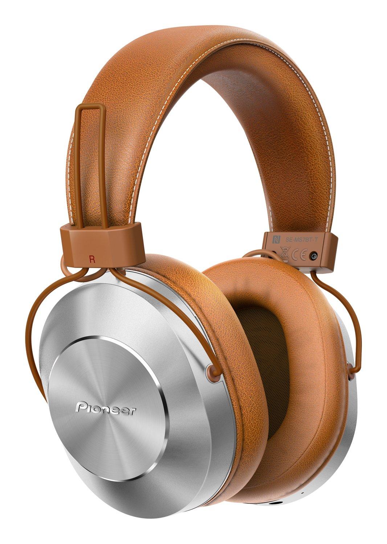 Pioneer SE-MS7BT-T - Auriculares de Tipo Diadema (Bluetooth, Hires,
