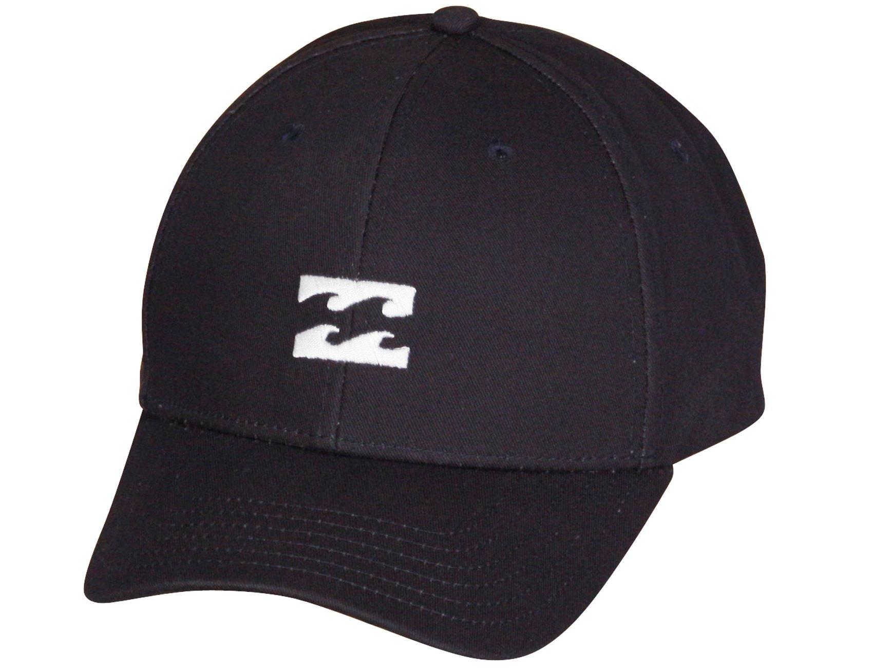 Billabong Emblem Snapback Cap One Size Navy