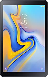 Samsung Galaxy Tab A 10.5 LTE/Wifi (SM-T595NZKADBT) Tablet PC (Snapdragon 450, 3 GB RAM, Android 8.1) Color Negro