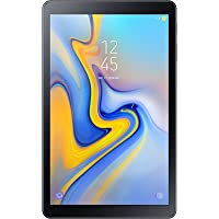 Samsung SM-T595 Galaxy Tab A 10.5 LTE Tablet-PC (Snapdragon 450, 3GB RAM, Android 8.1) Schwarz