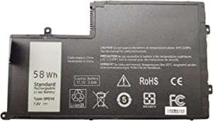Tandirect New TRHFF 1V2F6 11.1V 58Wh Replacement Laptop Battery Compatible with Dell 14-5447 15-5547 Maple 3C, Dell 15 5445 5448 5545 5548 TRHFF prr13g01 01V2F6 Dl011307 0PD19