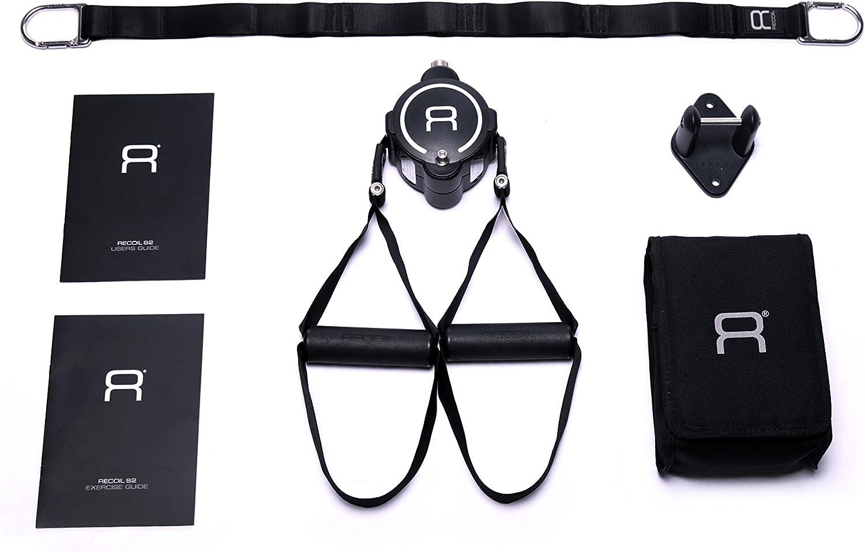 Todos los Niveles de Fitness Entrenamiento de Cuerpo Completo Entrenador de suspensi/ón Rendimiento sin Igual RECOIL S2 Pro