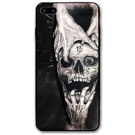 huge discount 12e26 a5c25 Amazon.com: Sick Demon Custom iPhone 8 Plus/ 7 Plus Cover Ultra Thin ...