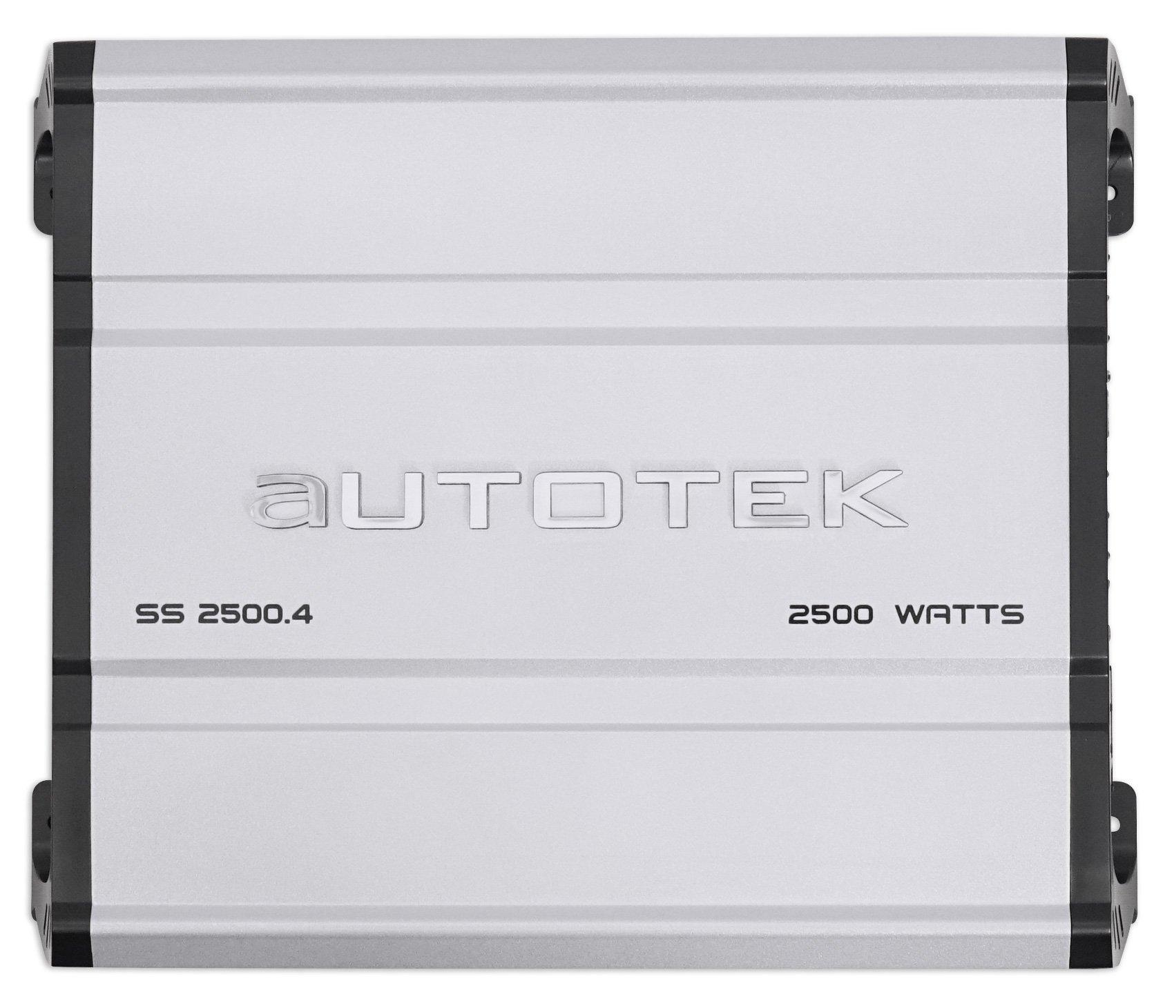 Autotek 2500W 4CH SPR SPRT AMP