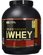 Optimum Nutrition 100% Whey Protéine Gold Standard, Banane, Whey Isolate, 2,27 kg
