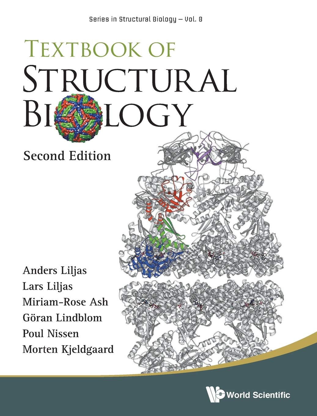 Textbook of Structural Biology: Second Edition: 8 Series in ...