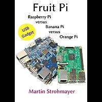 Fruit Pi: Raspberry Pi versus Banana Pi versus Orange Pi