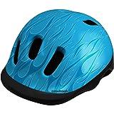 WeeRide Babies - Casco de ciclismo para bebé (44 cm, talla S), color azul